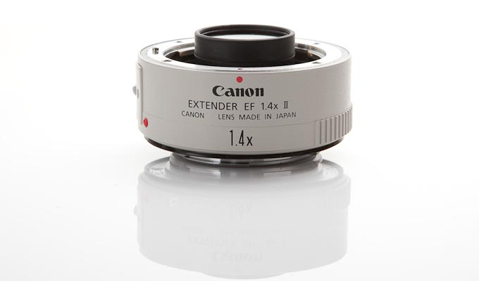 Canon EF 1.4x II Extender | Wex Photo Video