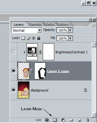 Lasso Tool Photoshop Layer Masks Digital Painting