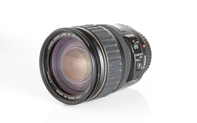 Canon EF 28 135mm f 3 5 5 6 IS USM Standard Zoom
