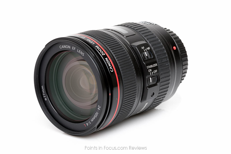 canon ef 24 105mm f 4l is usm lens review points in focus photography. Black Bedroom Furniture Sets. Home Design Ideas