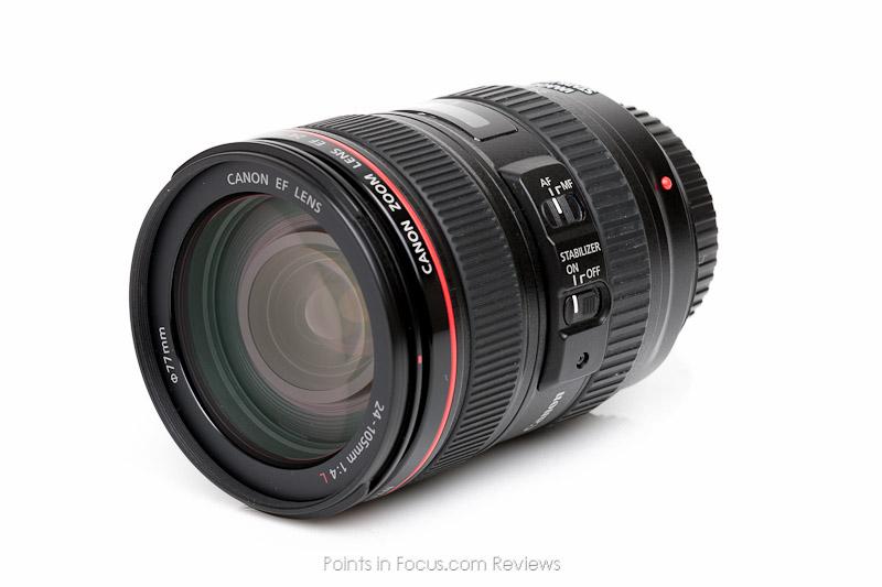 canon ef 24 105mm f 4l is usm lens review points in focus photography rh pointsinfocus com Canon 24 105 Lens Sale Canon 7D with 24 105 Lens