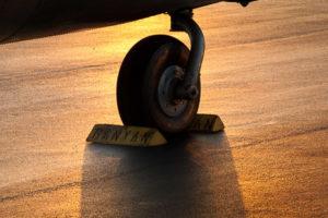 B-17 Tail Wheel