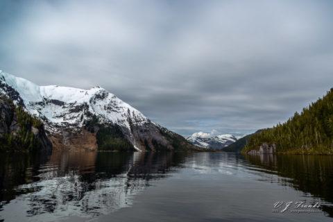Big Goat Lake, Misty Fjords National Monument, Tongass National Forrest, Alaska