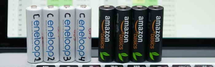 More on AA Rechargable Batteries lede