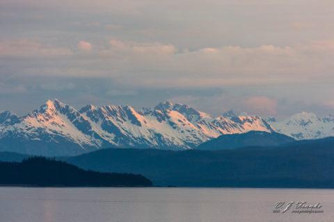 Glacier Bay Dawn