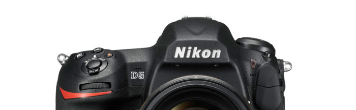 Thoughts on the Nikon D5 lede