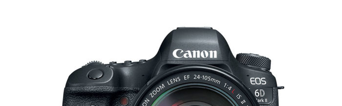 Thoughts on the Canon 6D mark II Announcement lede