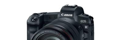 More Mirrorless Stuff: The Canon EOS R lede