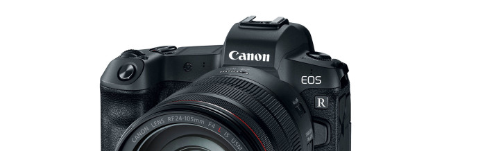 More Mirrorless Stuff: The Canon EOS R lede